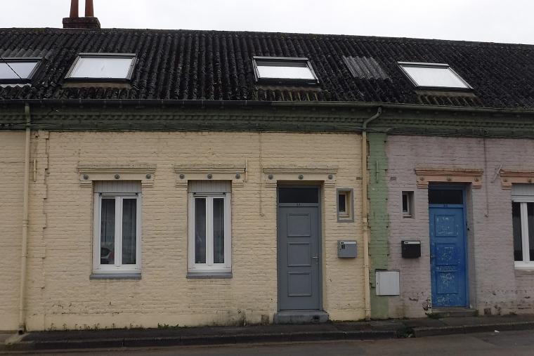 Cité Rimbert à Auchel