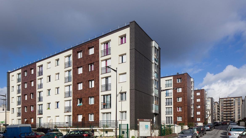 Résidence Guynemer à Le Bourget