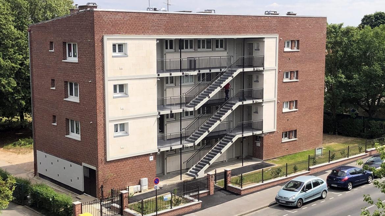 Résidence Delpech à Amiens