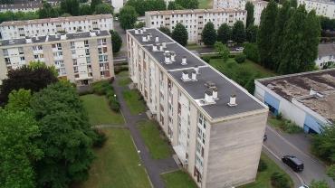 Résidence Jeanne Hachette à Beauvais