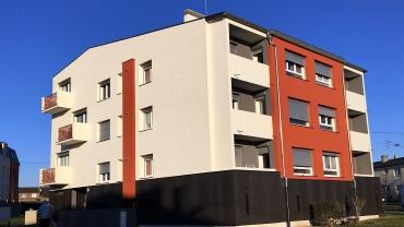 Cité des Cheminots à Longueau